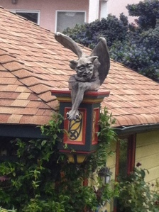 Gargoyle Cottage at Allbion Manor, Victoria, BC